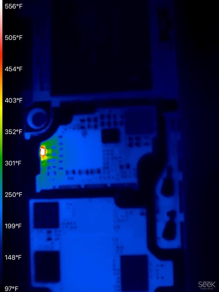 Seek Compact PRO High Resolution Thermal Camera