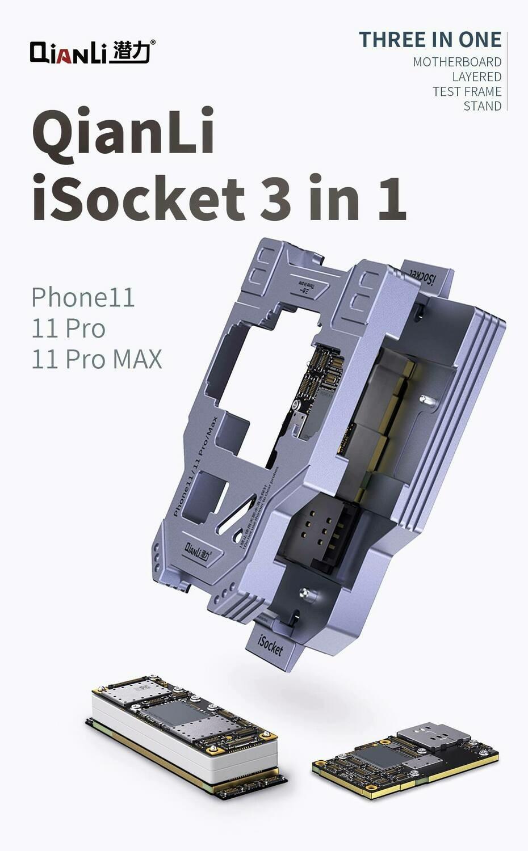 iSocket iPhone 11/11Pro/11ProMax split board test jig