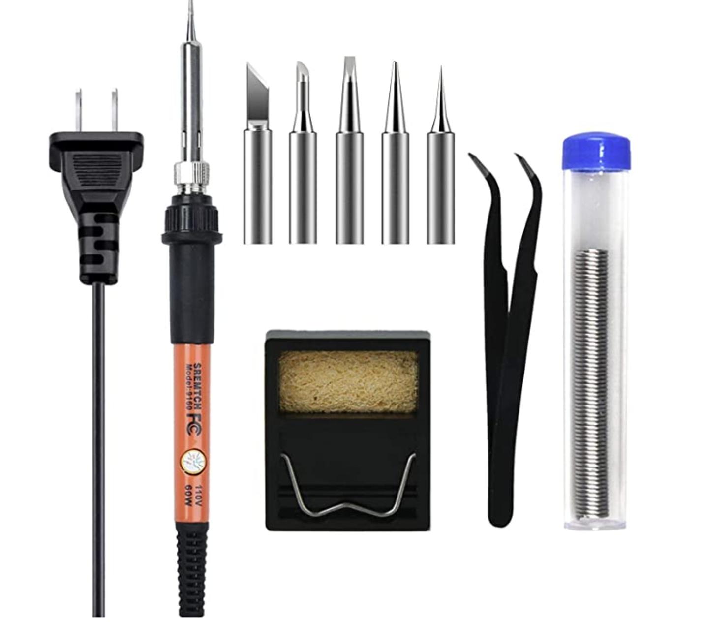 Mini Soldering Iron Kit