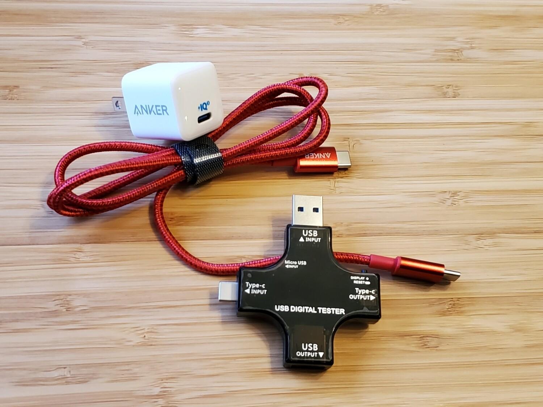 USB-C iPad Charging Kit