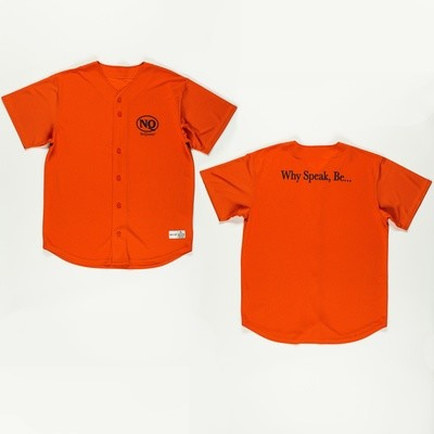 NQ Navy on Orange BB Jersey (Now Available)