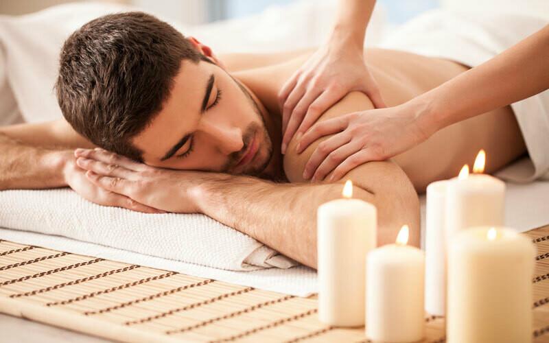 Masaje Relajante + Aceites esenciales