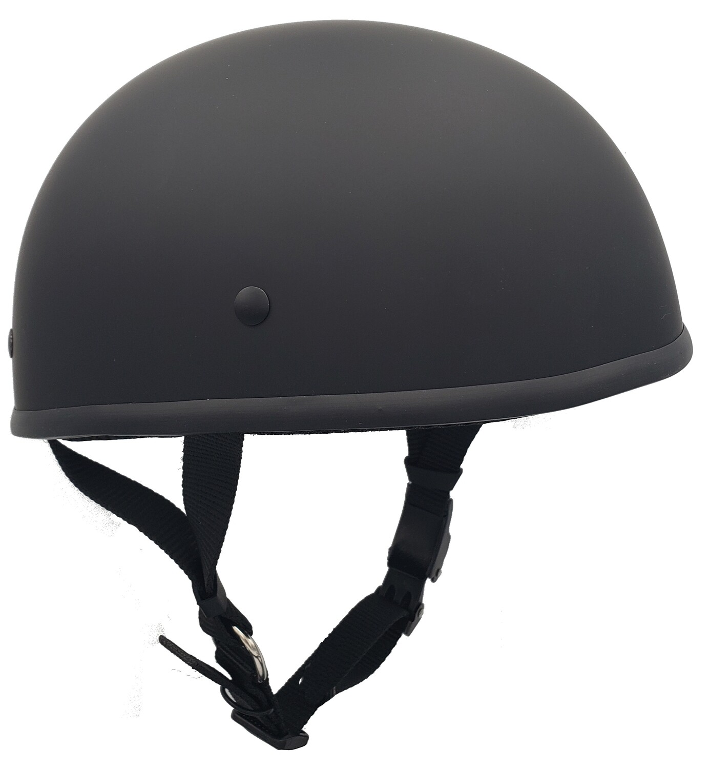 Smallest DOT Helmet - HamrHead Shorty Matte