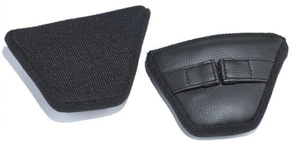 Padded Ear Muffs for Smallest Dot Helmets