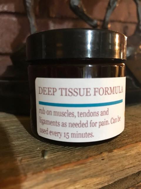 Deep Tissue Salve
