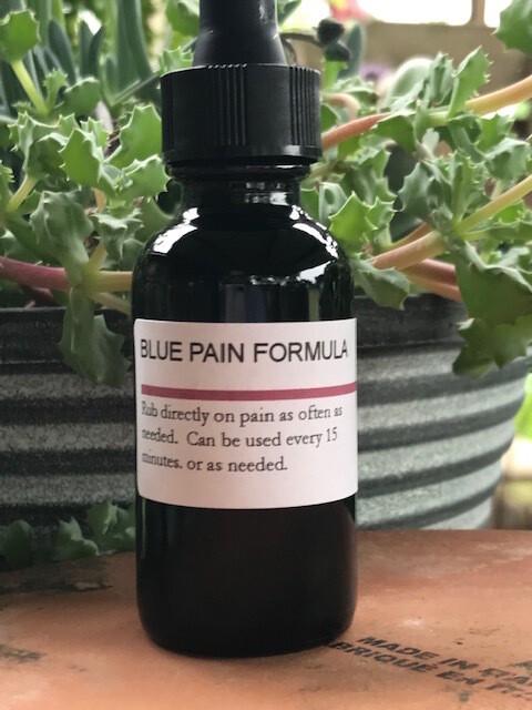 Blue Pain Formula