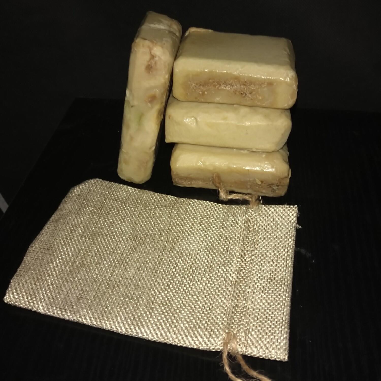 Cleopatra Rustic Soap 3-4oz