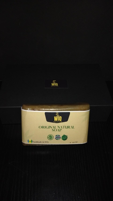 Original Natural Soap 4-5oz