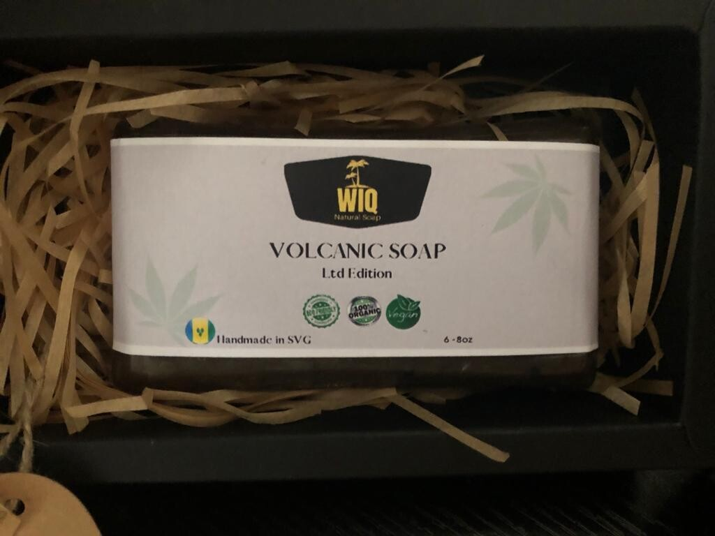 Ltd Edition Volcanic Soap