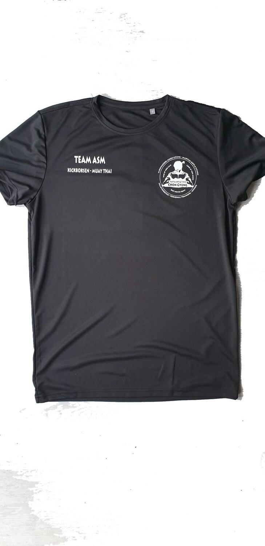 T-shirt club dry-fit Kickboksen