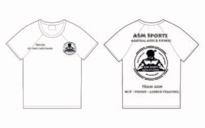 T-shirt club dry-fit HIIT Training