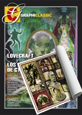 Graphiclassic Lovecraft + Poster de regalo
