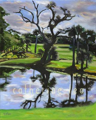 Bald Head Golf Green