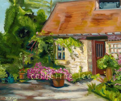 The Inn of the Raining Roses II