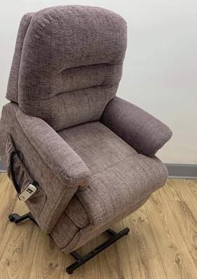 HSL Penrith Single Motor Riser Recliner Chair (Standard)