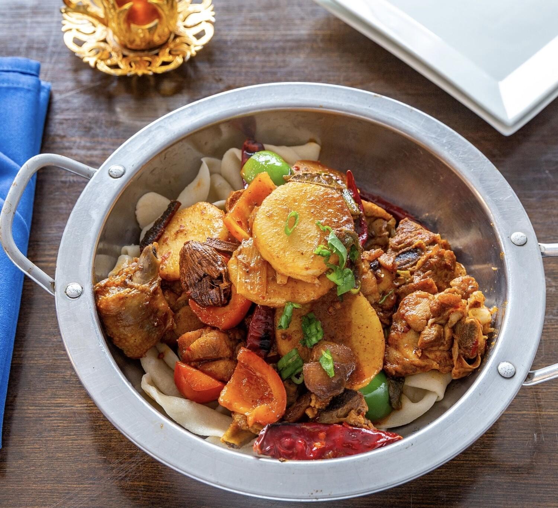 Chicken Stew 大盘鸡