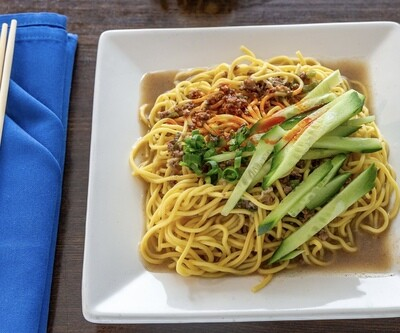 Jahunger Cold Noodle 嘉罕戈凉面