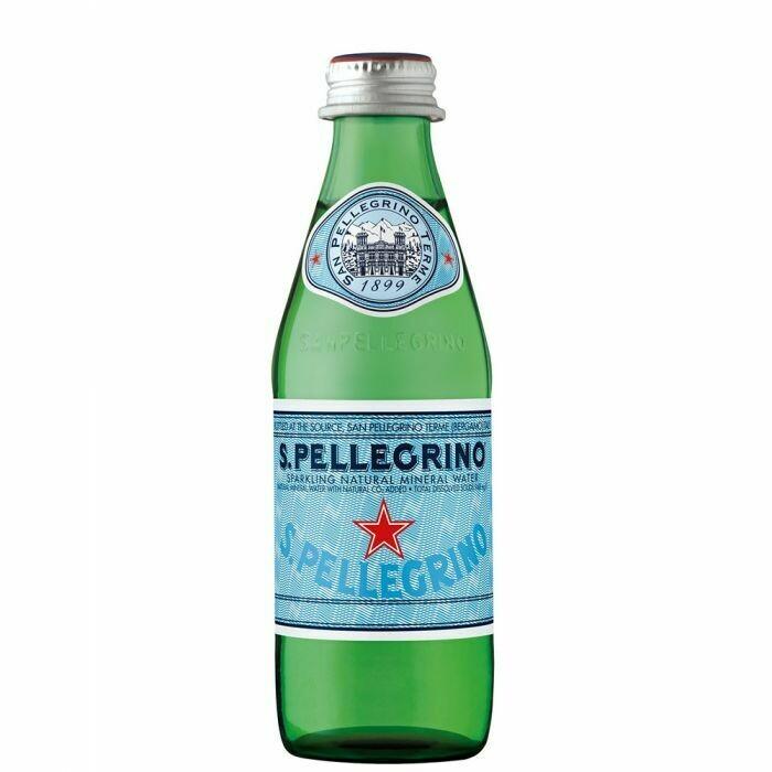 Sparkling Water 苏打水