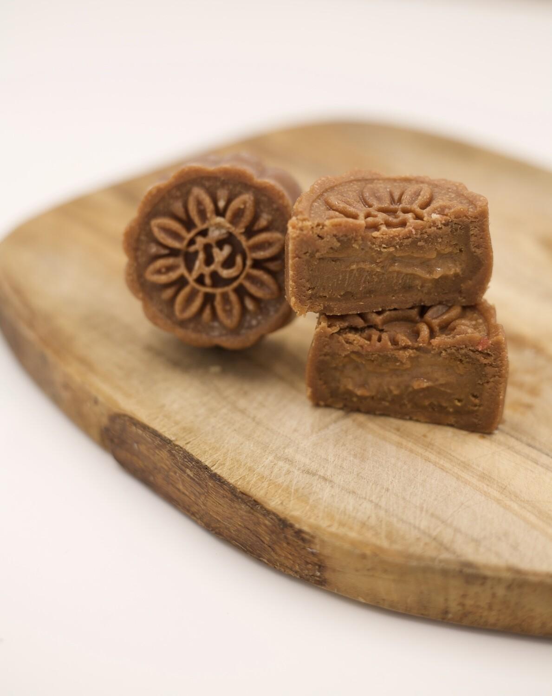 巧克力流心月饼 Chocolate Lava Mooncake【Limited Time Available】