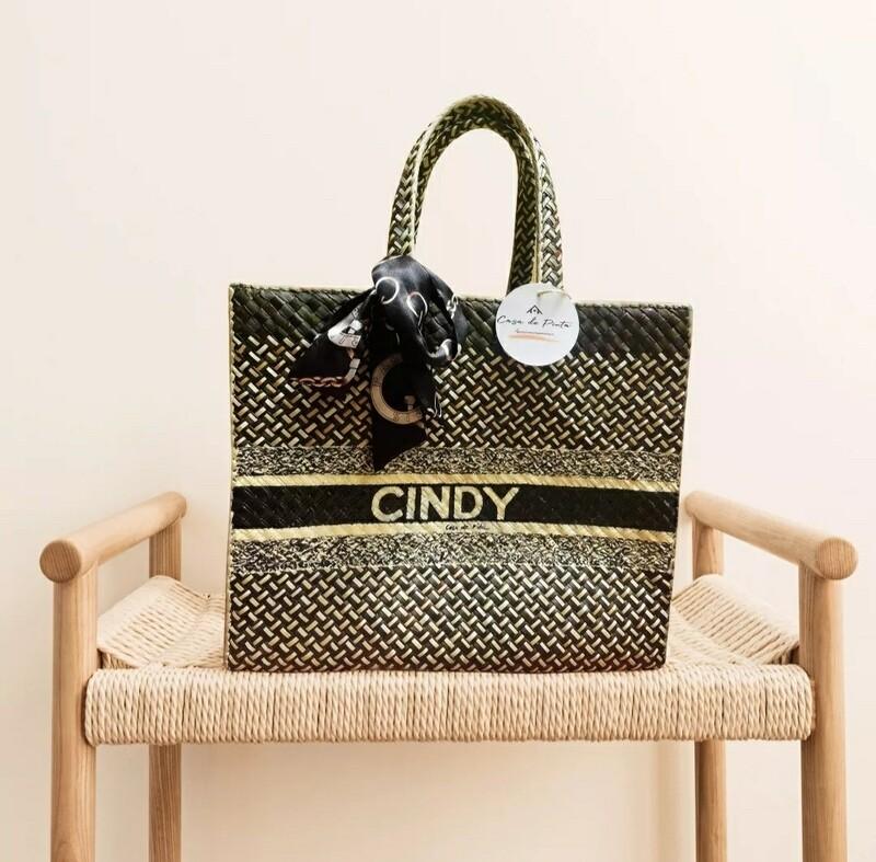 CD Inspired Native Bag (Bayong)