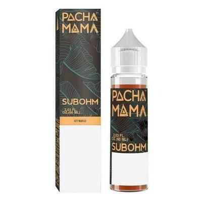 Pachamama Subohm - Icy Mango