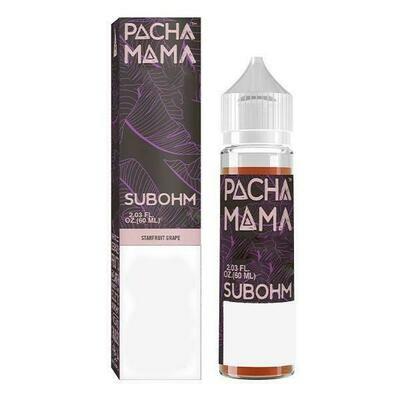 Pachamama Salts Subohm - Starfruit Grape