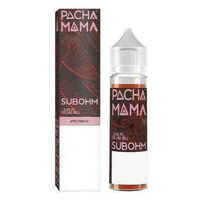 Pachamama Subohm - Apple Tobacco