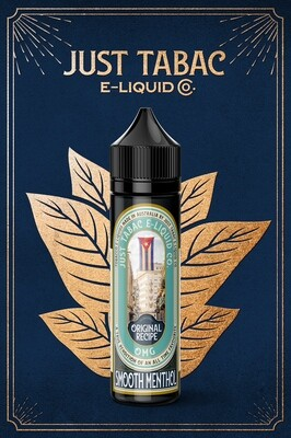 Just Tabac - Smooth Menthol