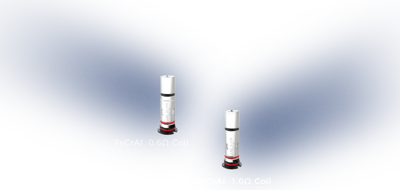 UWELL VALYRIAN POD KIT REPLACEMENT COILS - MTL 1.0 Ohm