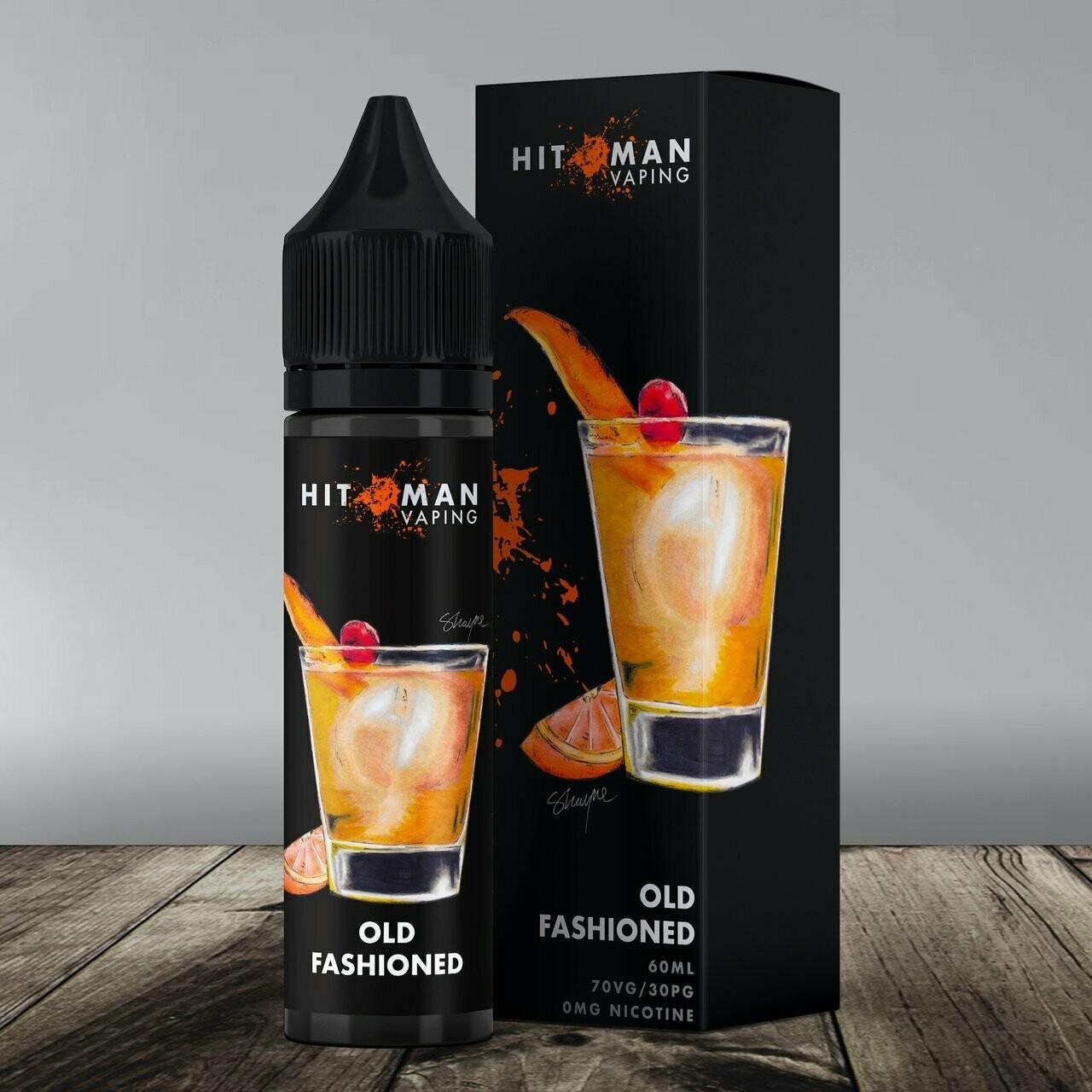 Hitman Vaping | Old Fashioned