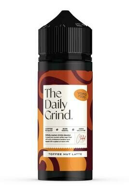 The Daily Grind | Toffee Nut Latte 100ml