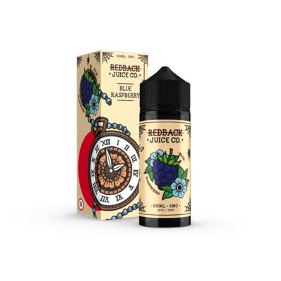 Redback Juice Co. | Blue Raspberry