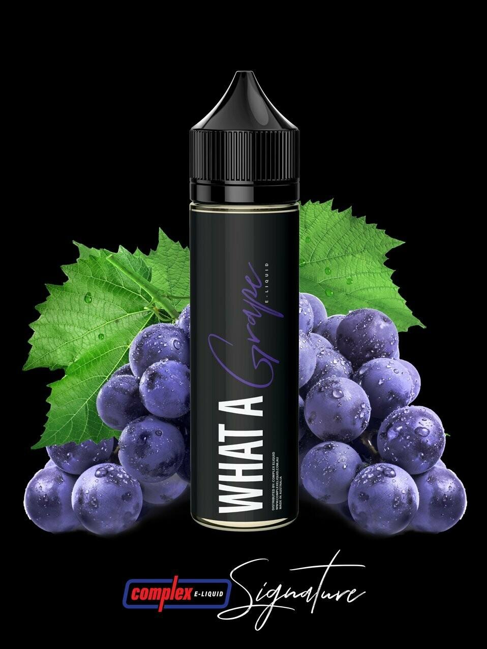 Signature - What A Grape