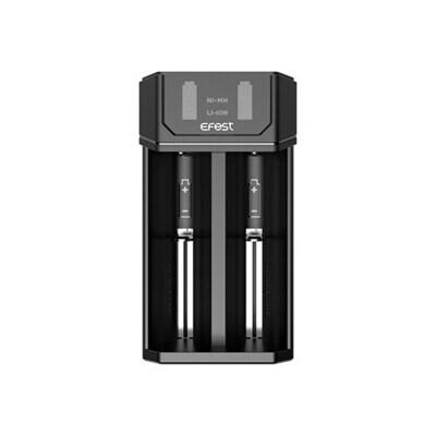 Efest Mega USB Charger - 2 Bay