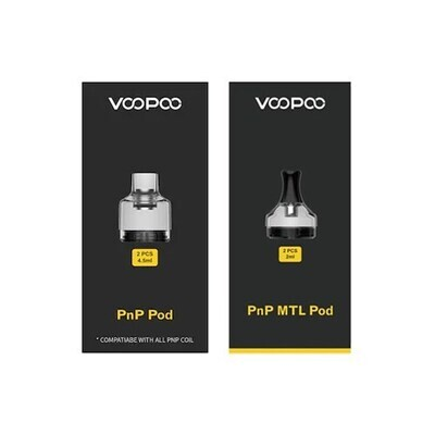 Voopoo PnP Replacement Pod (2 Pack)