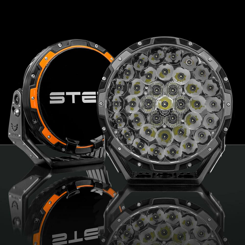 STEDI TYPE-X ™ PRO LED DRIVING LIGHTS
