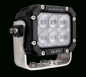 60W Blaster Heavy Duty LED Work lamp - Flood Beam