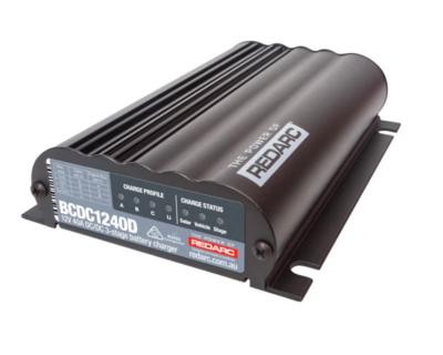 Redarc 40A BCDC Battery Charger