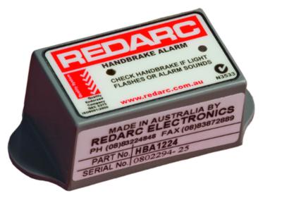 Redarc Handbrake Alarm