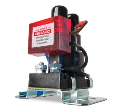 Redarc 100A Dual Sensing Smart Start Battery Isolator