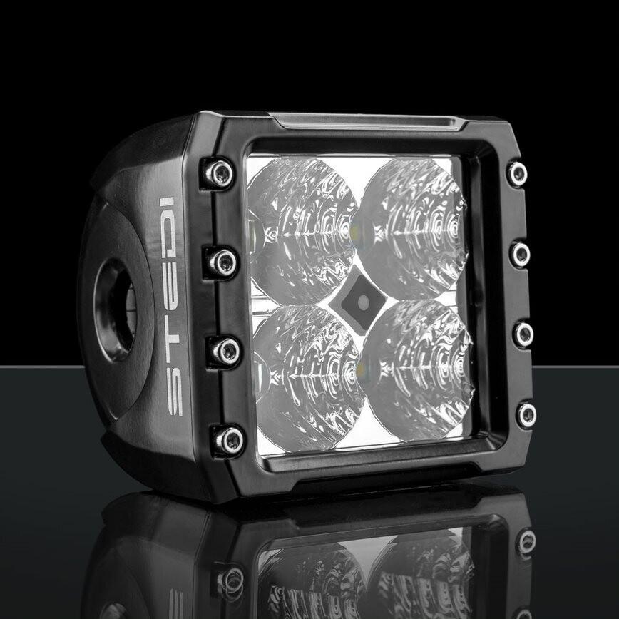 STEDI C-4 BLACK EDITION LED LIGHT CUBE | FLOOD