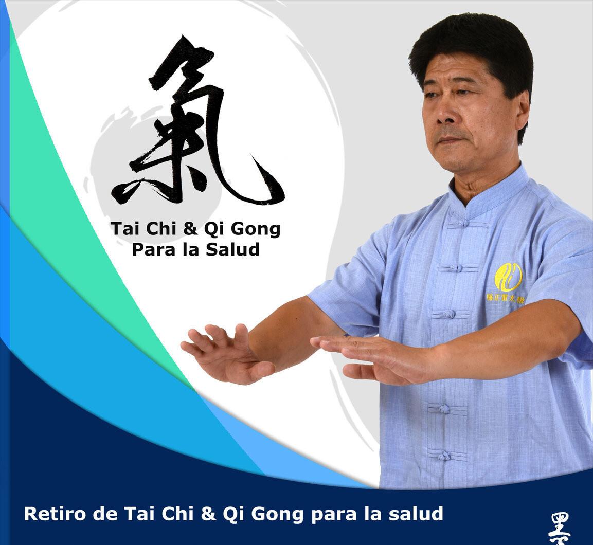 Seminario Tai Chi & Qi Gong para la Salud y Longevidad.