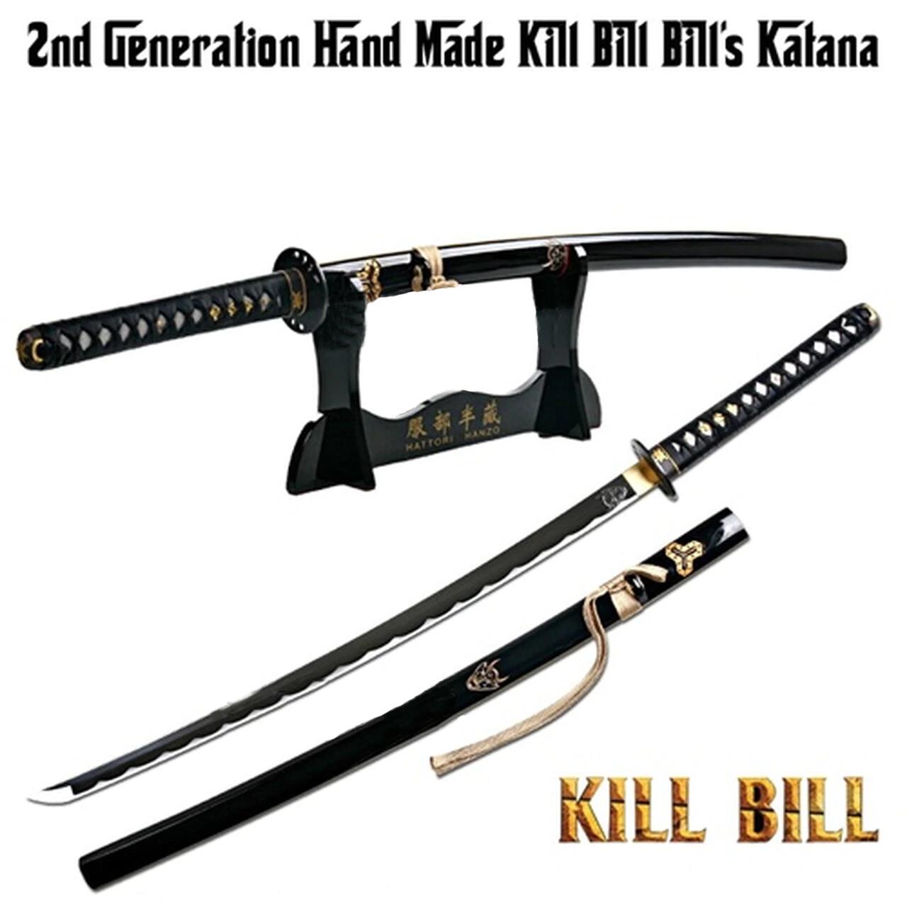 Katana Samurai Kill Bill
