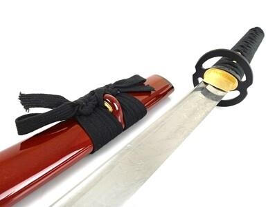 Katana Musashi hecha a mano acero 1060