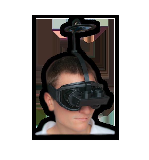 Vetexscope reverse