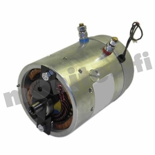 Sähkömoottori 12v 2kW