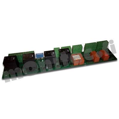 Koneikon piirikortti 12v Focolift ML 4+4 relettä