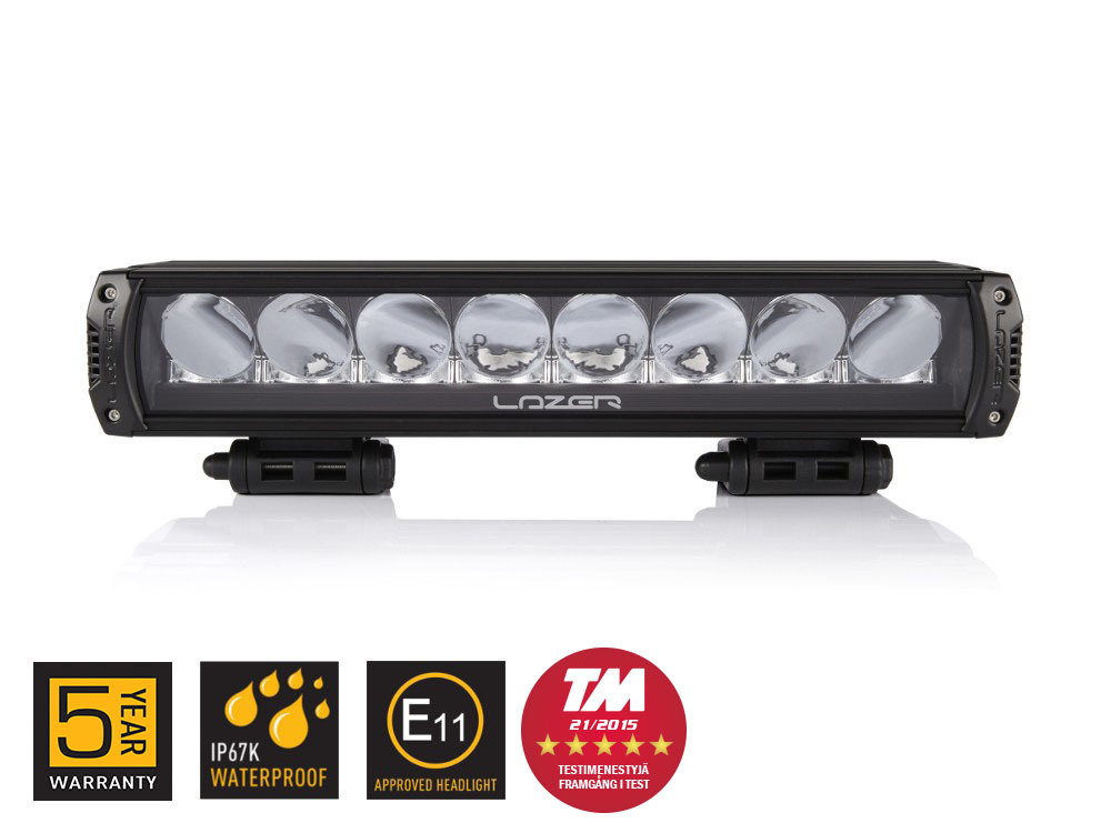 LED-lisävalo 90W Lazer Triple-R 1000 E-Boost, ref.50