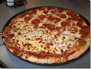 Gluten Free  - Half and Half Pizza