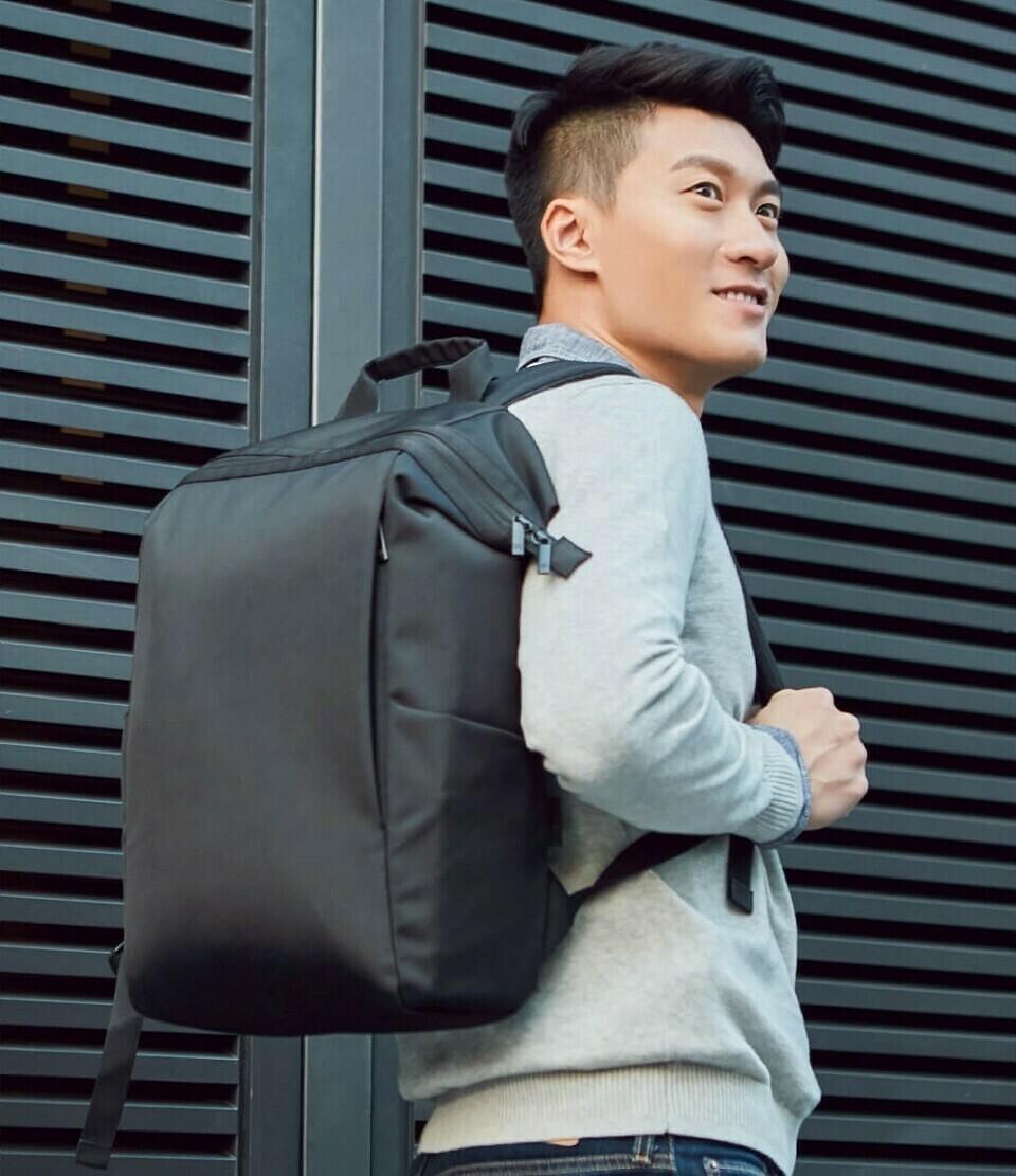 Рюкзак Xiaomi 90 Points Multitasker Commuting Backpack Black